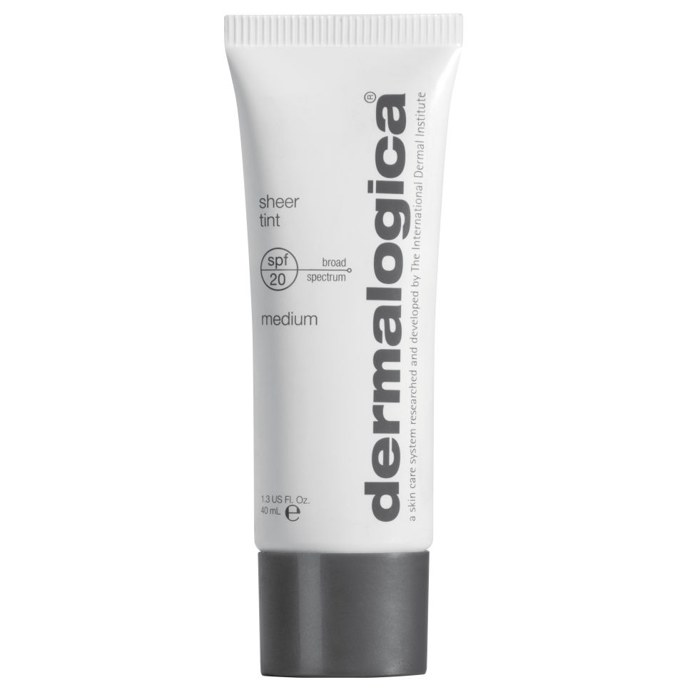 Dermalogica Sheer tint SPF 20- Medium | Free Shipping | Lookfantastic