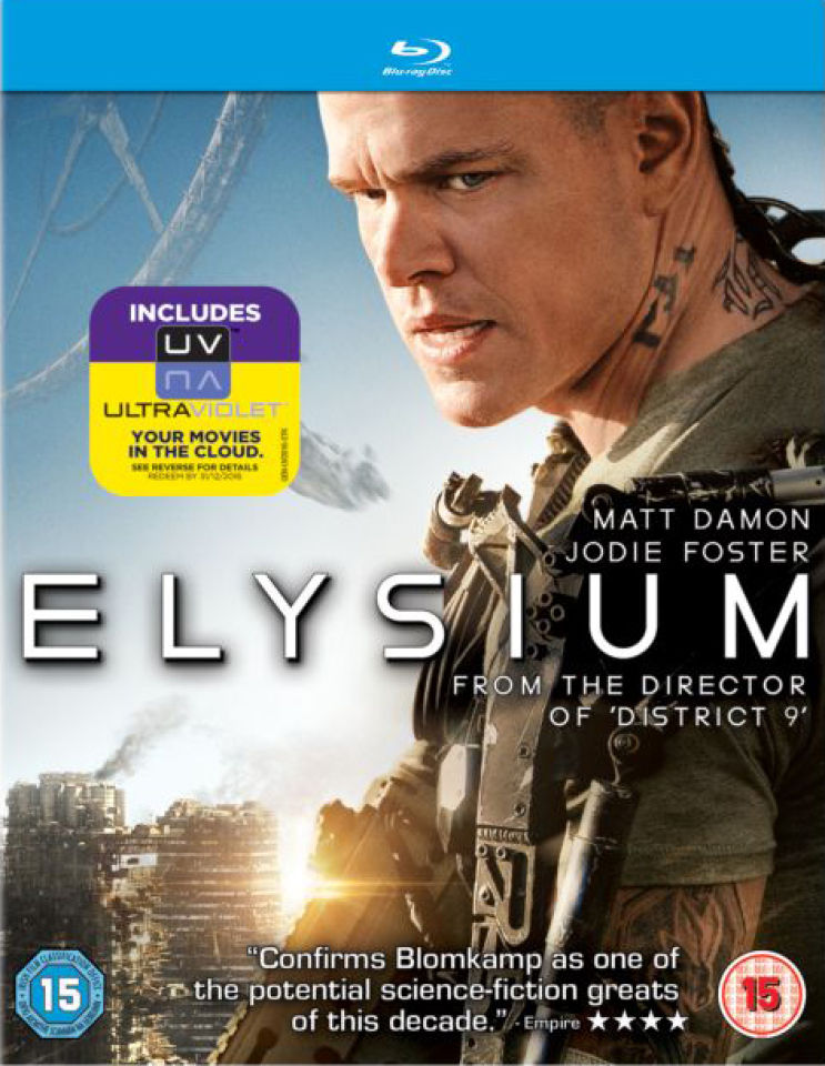 Elysium - Édition 4K Edition (+ Version UV)