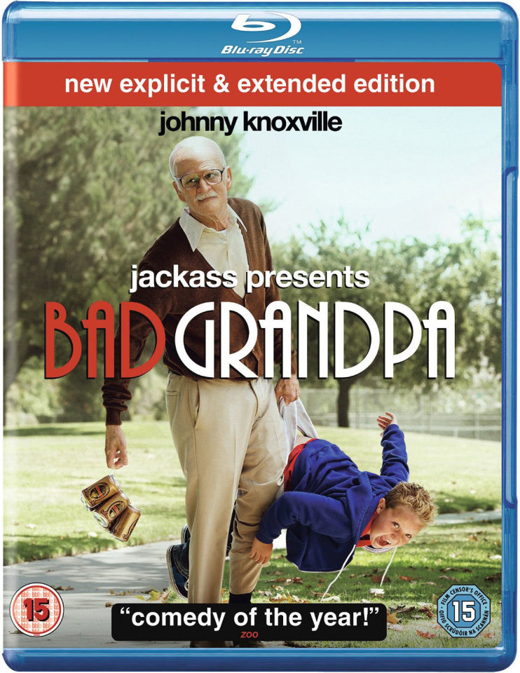 Bad Grandpa (Version Longue)