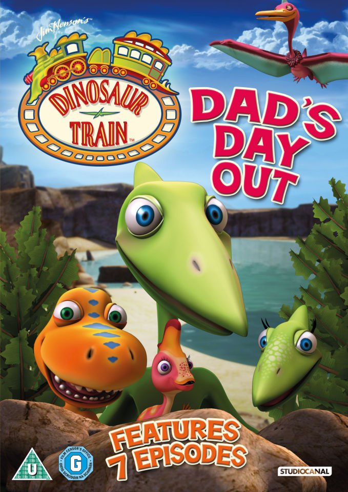 Dinosaur Train: Dad