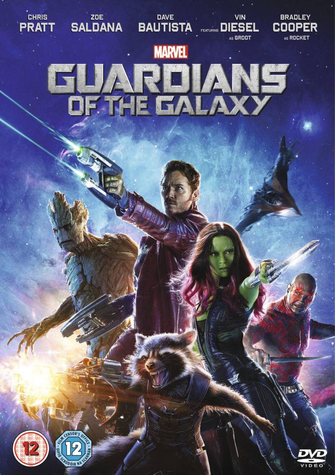 Guardians Of The Galaxy 2 Dvd Start