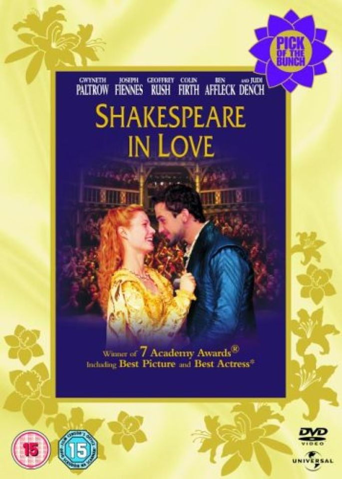 a review of the movie shakespeare in love