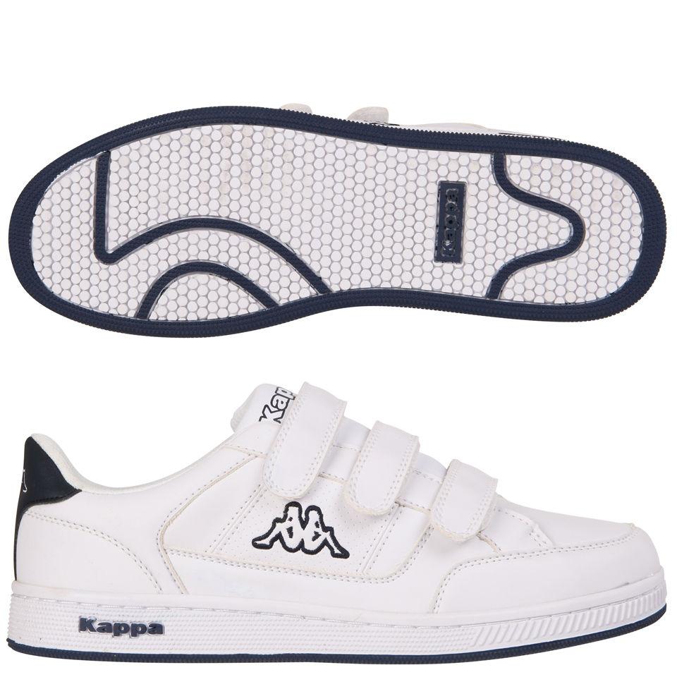 Kappa Men's Neo Velcro Trainer - White