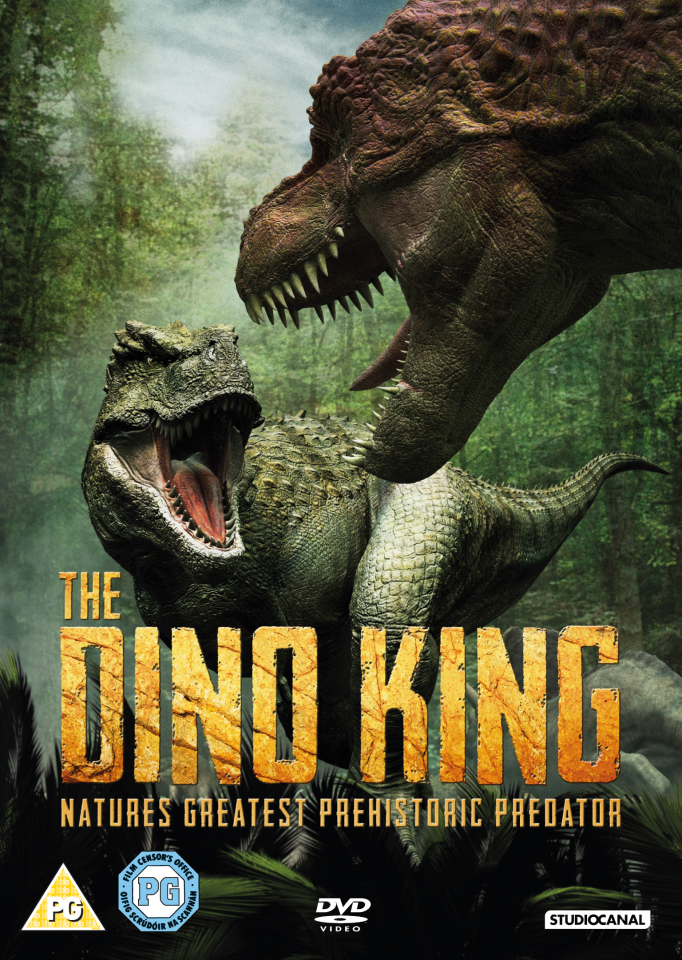 The Dino King Dvd Zavvi