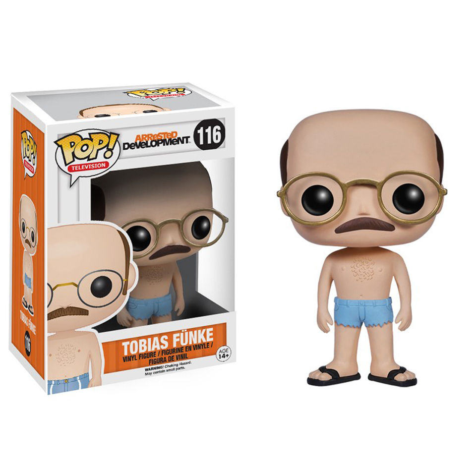 Arrested Development Tobias Pop! Vinyl Figure