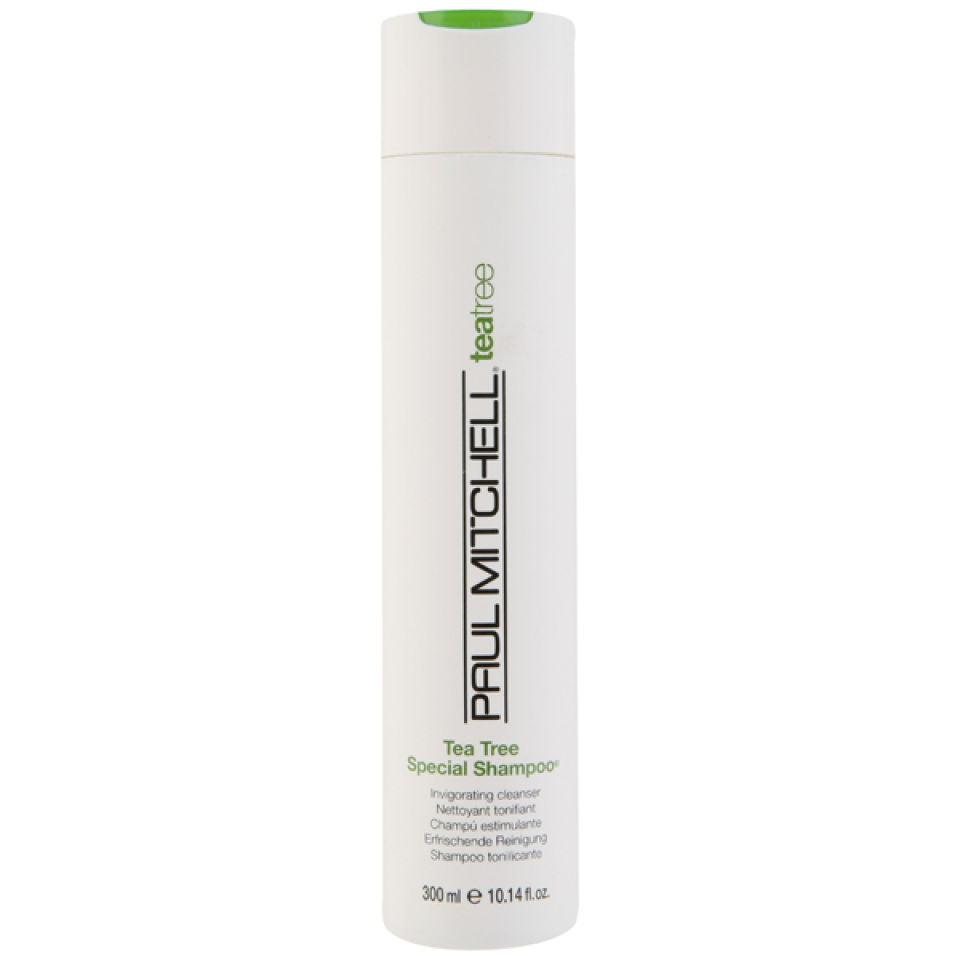 paul mitchell tea tree special shampoo 300ml hq hair. Black Bedroom Furniture Sets. Home Design Ideas