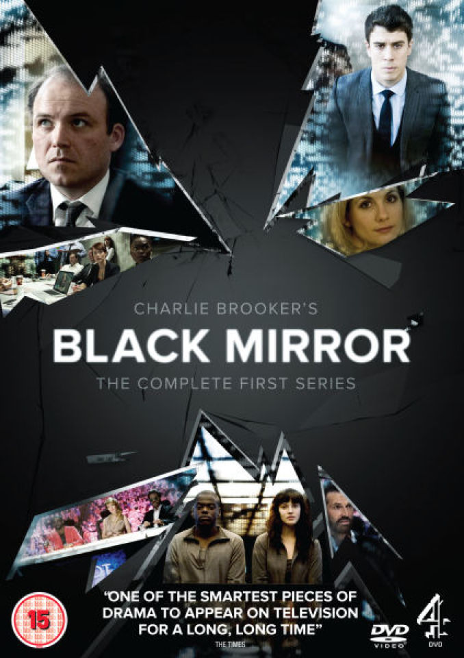 Charlie Brookers Black Mirror