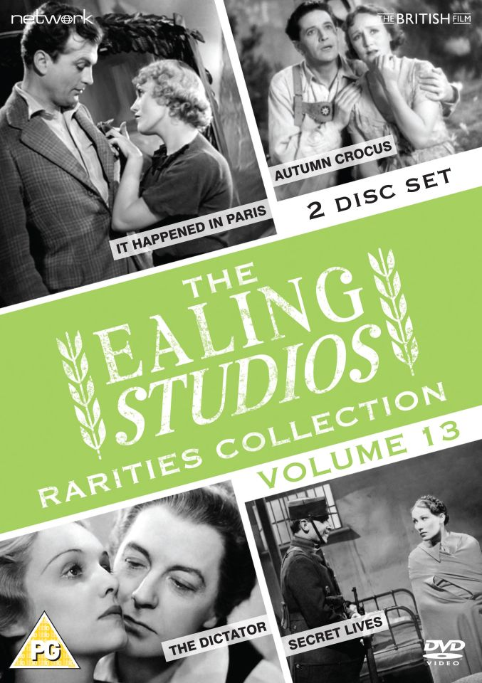 The Ealing Studios Rarities Collection - Volume 13