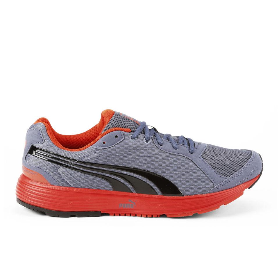 Puma Men's Descendant Running Shoes RedBlack Sports