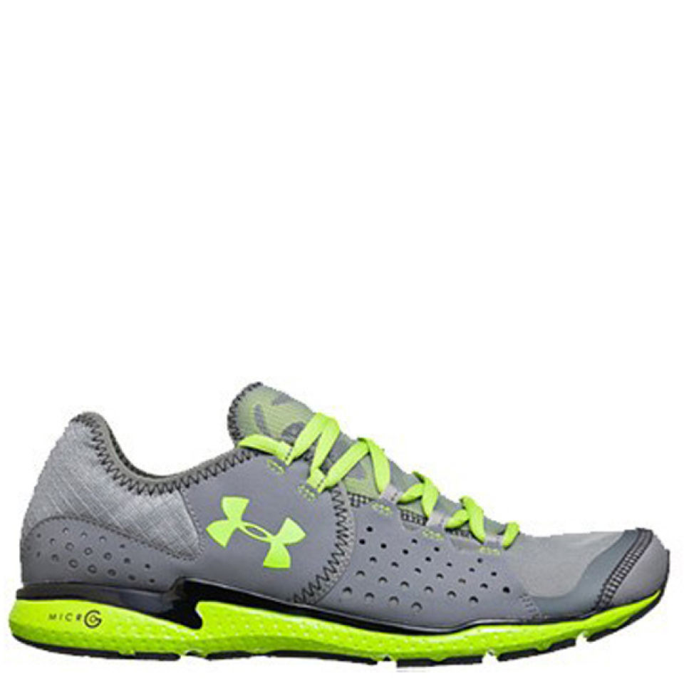 22a345c500a Under Armour Men s Micro G Mantis NM Running Shoes - Graphite Black ...