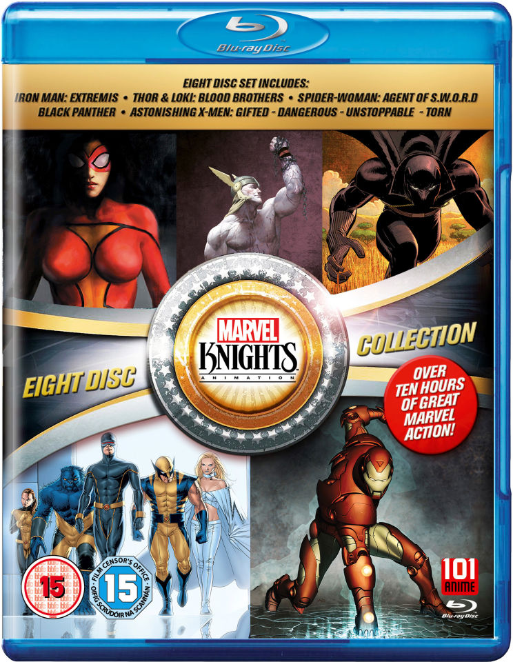 Marvel Knights Collection