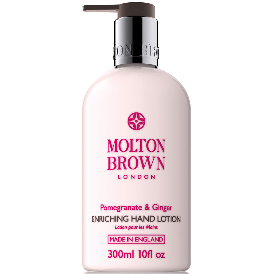 Molton Brown Pomegranate Ginger Hand Lotion Beautyexpert Buy 1 Get White Garden Ampamp Body Pink Rose 250ml