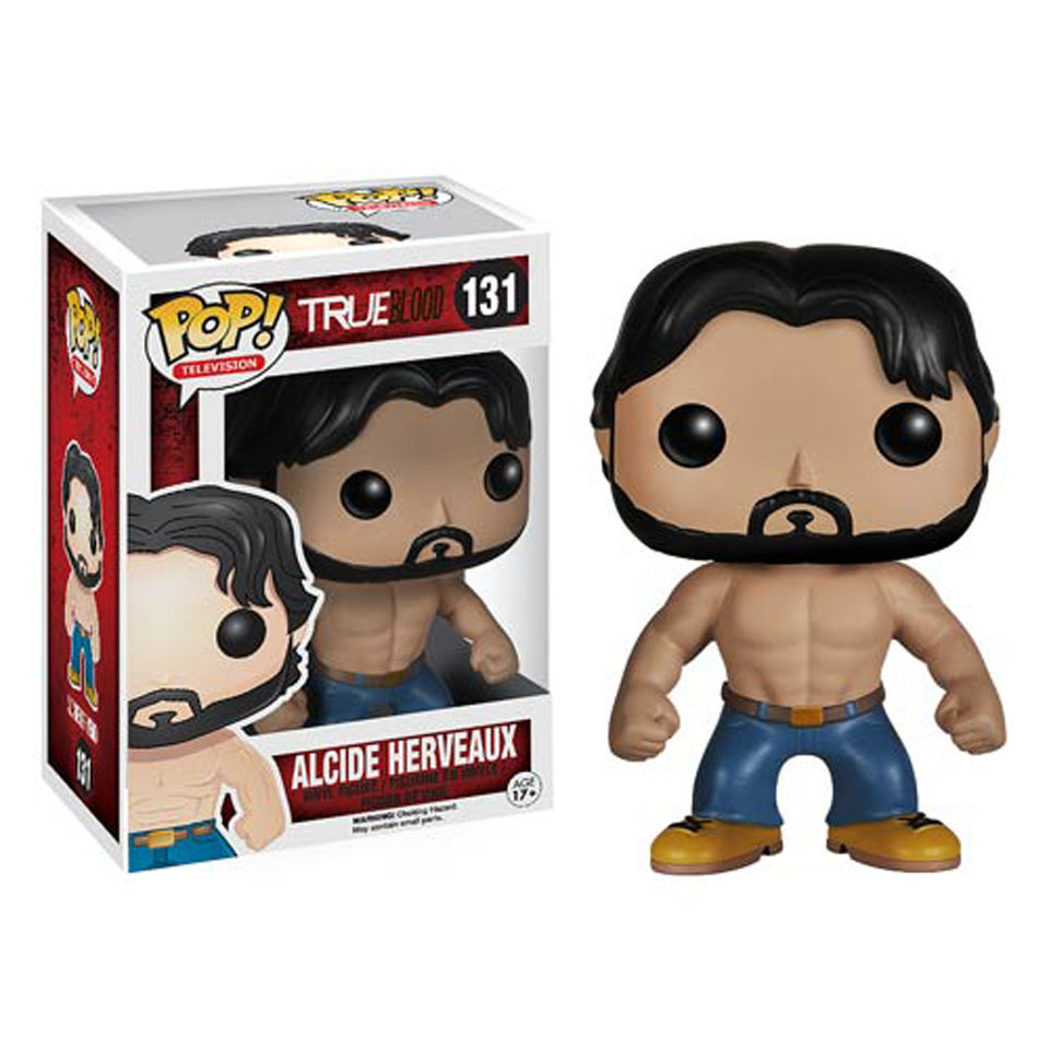True Blood Alcide Herveaux Pop! Vinyl Figure