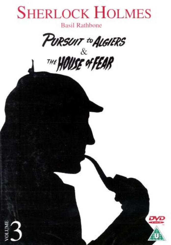 Sherlock Holmes - Pursuit To Algiers & The House Of Fear