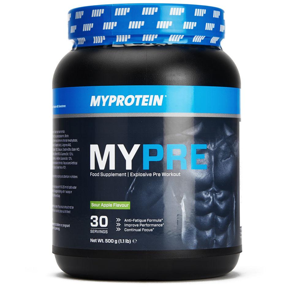 Buy Mypre (pre workout)   Myprotein.com