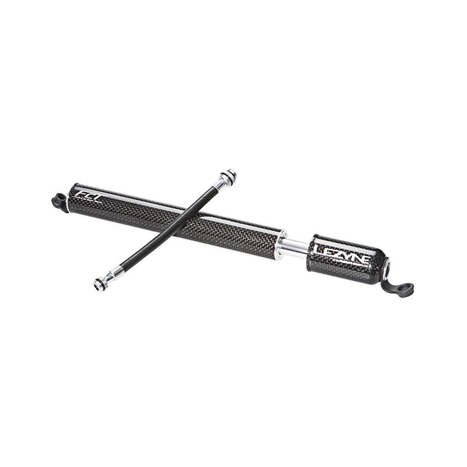 Lezyne Carbon Drive Mini Bicycle Pump - Medium