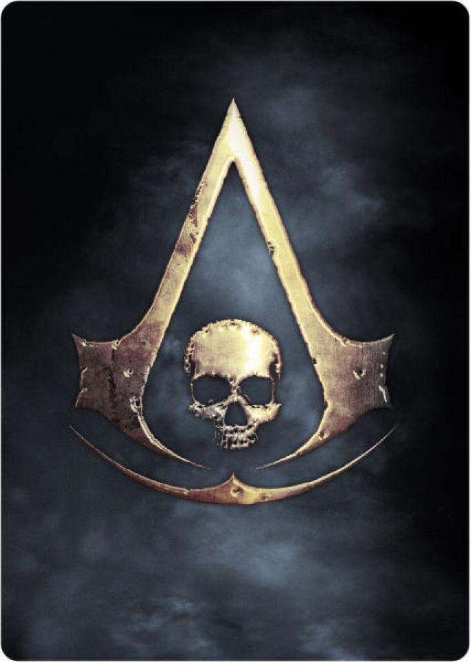 Assassin S Creed 4 Black Flag Skull Edition Xbox One Zavvi Uk