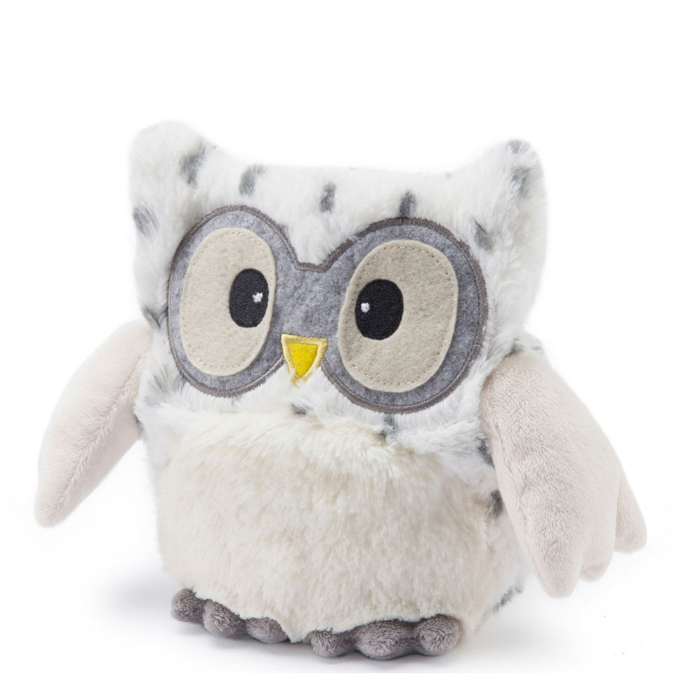 hooty snowy heatable owl gifts