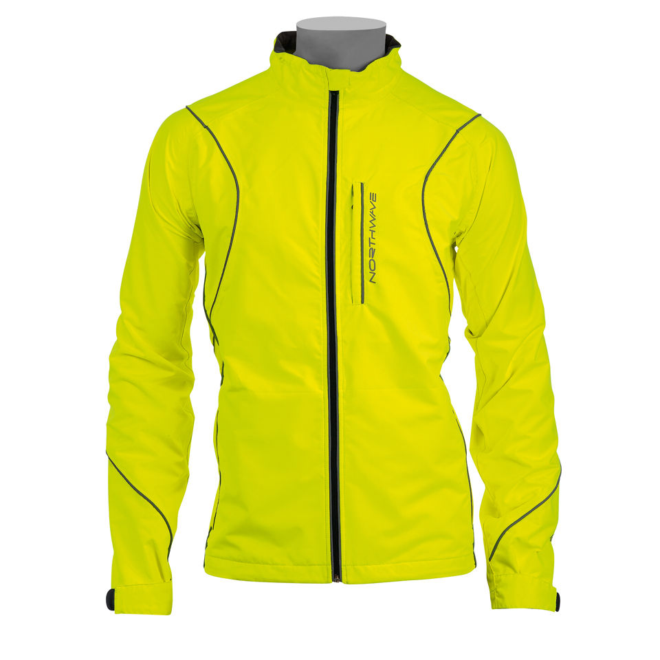Northwave Traveller Jacket - Yellow Fluo