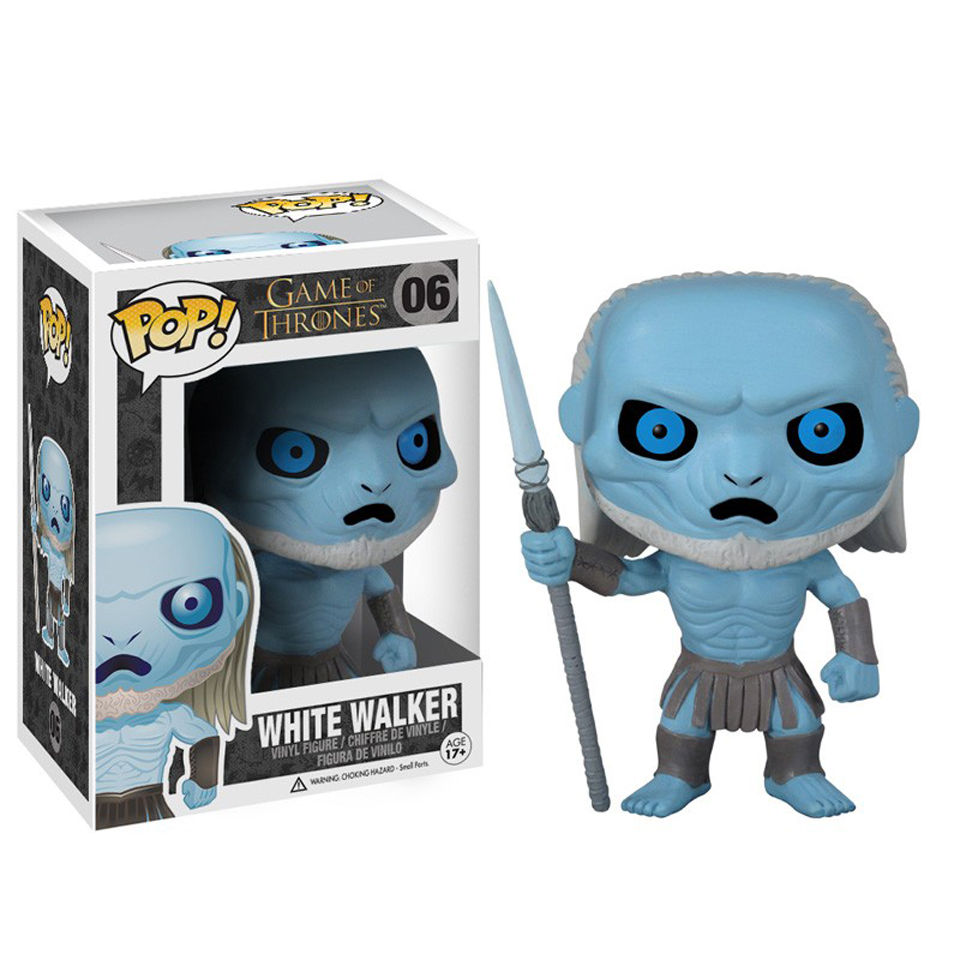 Game of Thrones White Walker Pop! Vinyl Figur