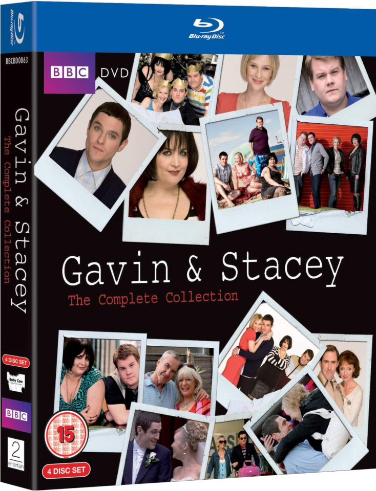 Gavin and Stacey -  Box Set Complete Series