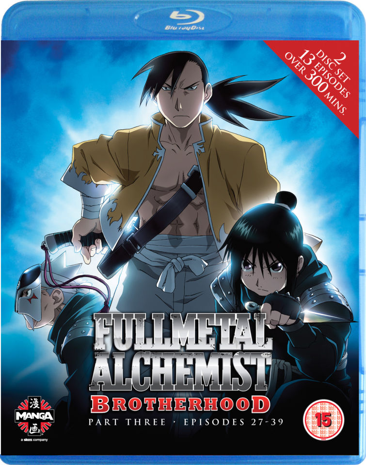 How Many Episodes In Fullmetal Alchemist Brotherhood ...