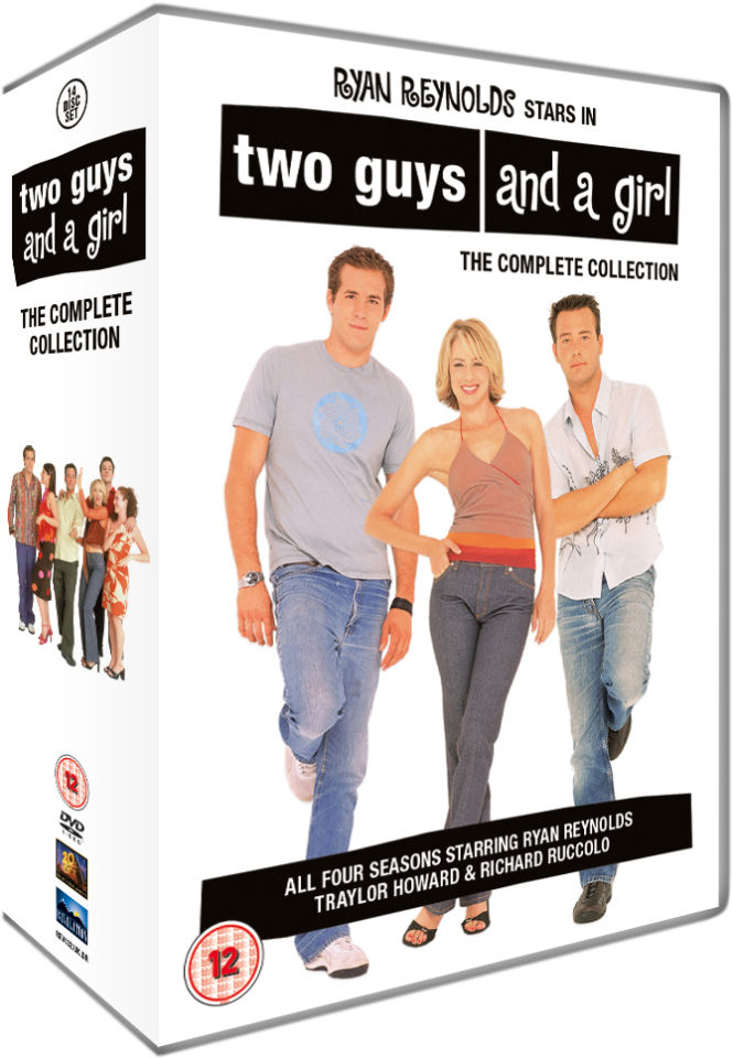 Two Guys and a Girl - The Complete Collection