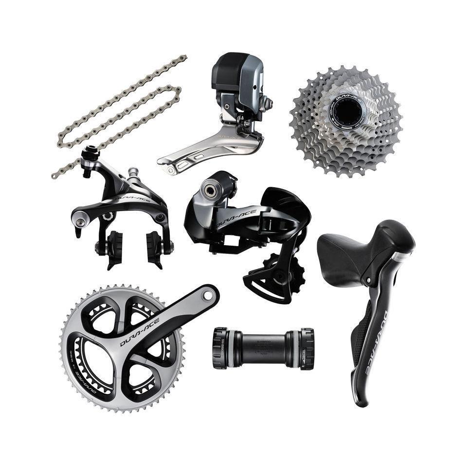 dd9dcb11588 Shimano Dura Ace 9070 Di2 Bicycle Groupset | ProBikeKit UK