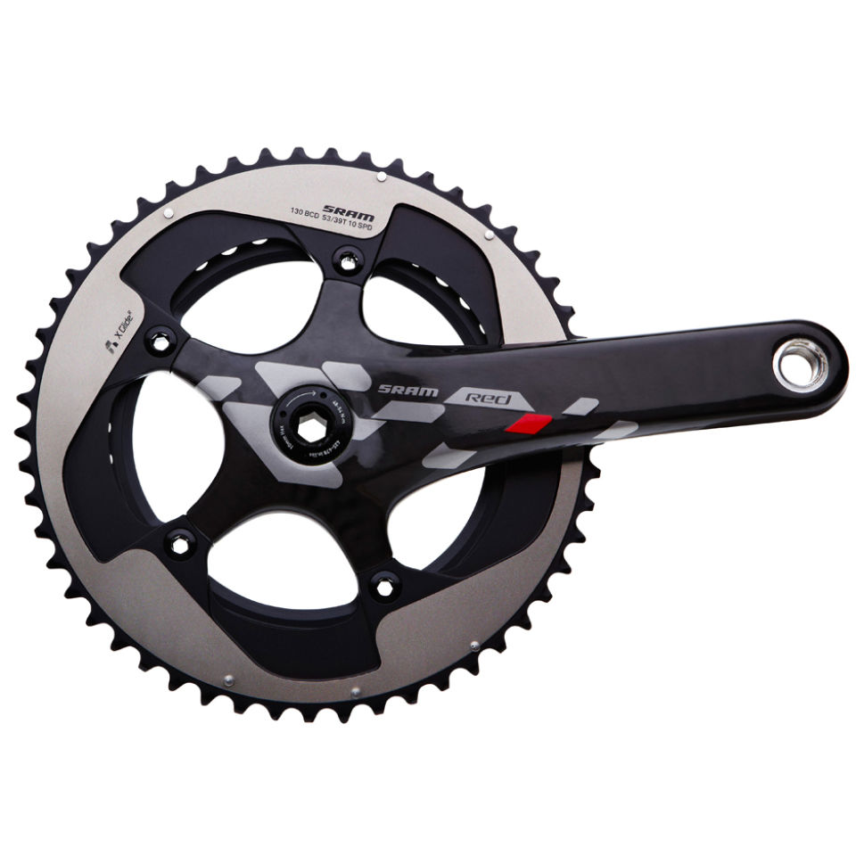 SRAM Red 10 BB30 Chainset