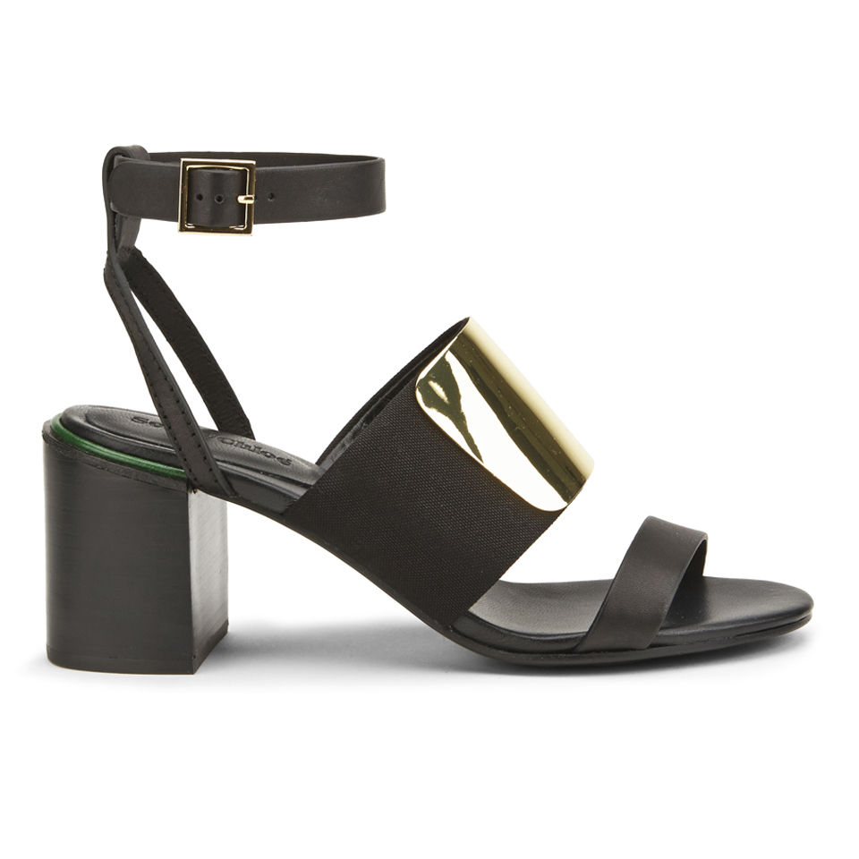 ab56d06657dd See By Chloé Women s Block Heeled Sandals - Black - Free UK Delivery ...