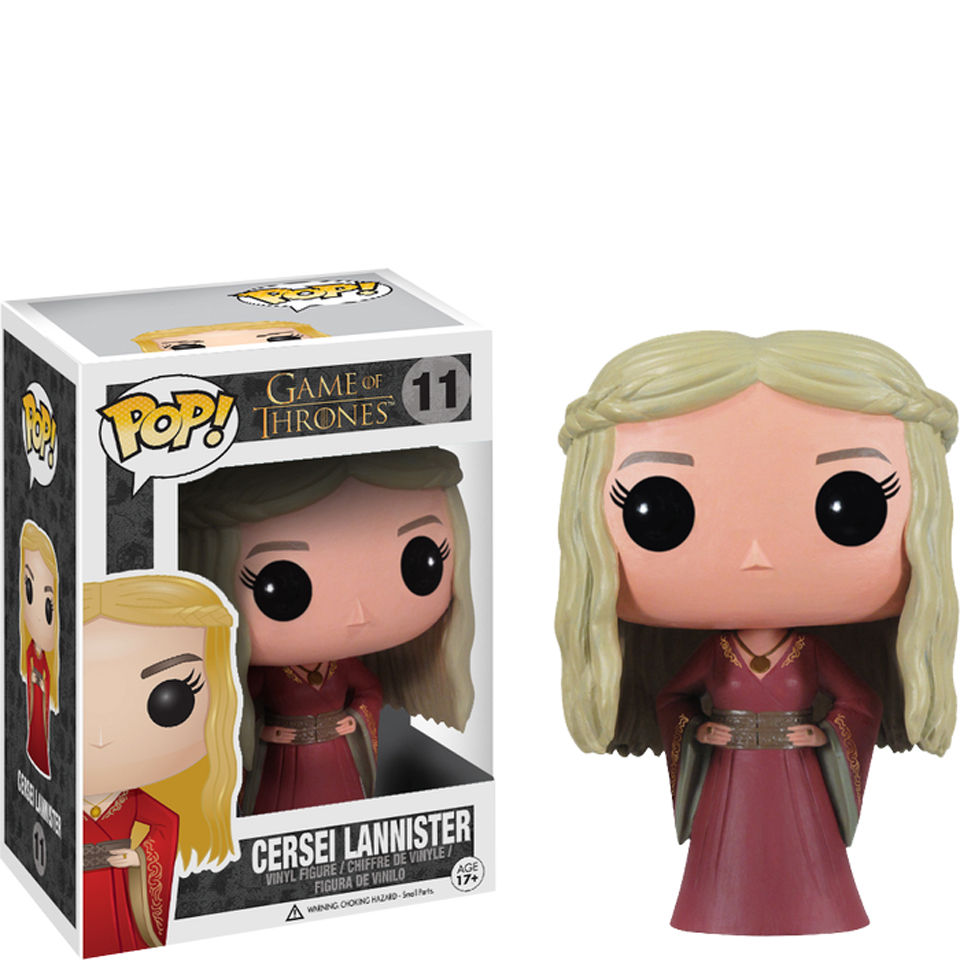 Figurine Pop! Game of Thrones Cersei Lannister