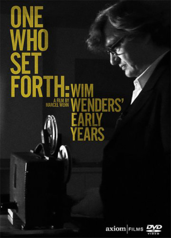 Wim Wenders - Story Of His Early Years