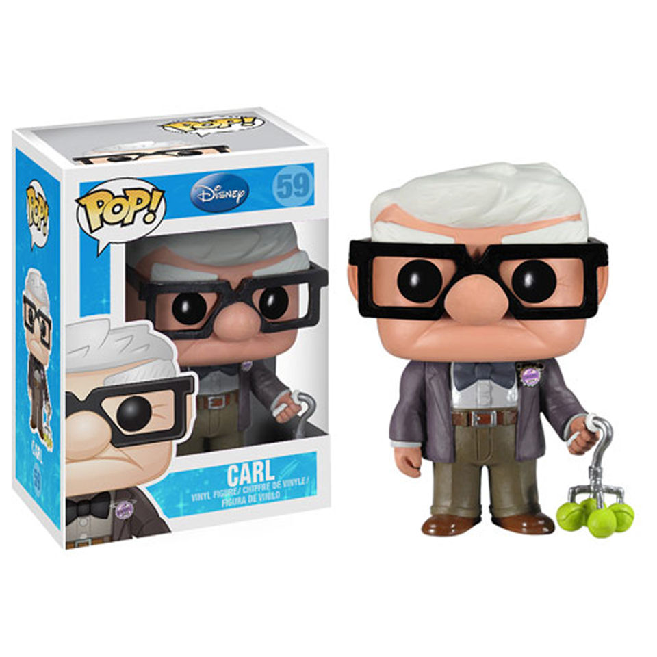 Disney Carl (From Up) Pop! Vinyl Figure
