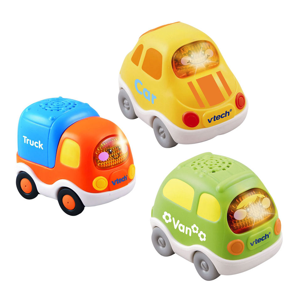 Vtech Toot-Toot Drivers - Set 1. Van and Lorry