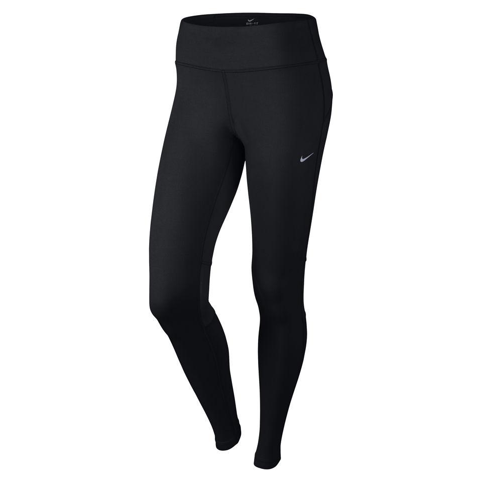 wide varieties super cheap best service Nike Women's Dri-Fit Epic Run Tights - Black