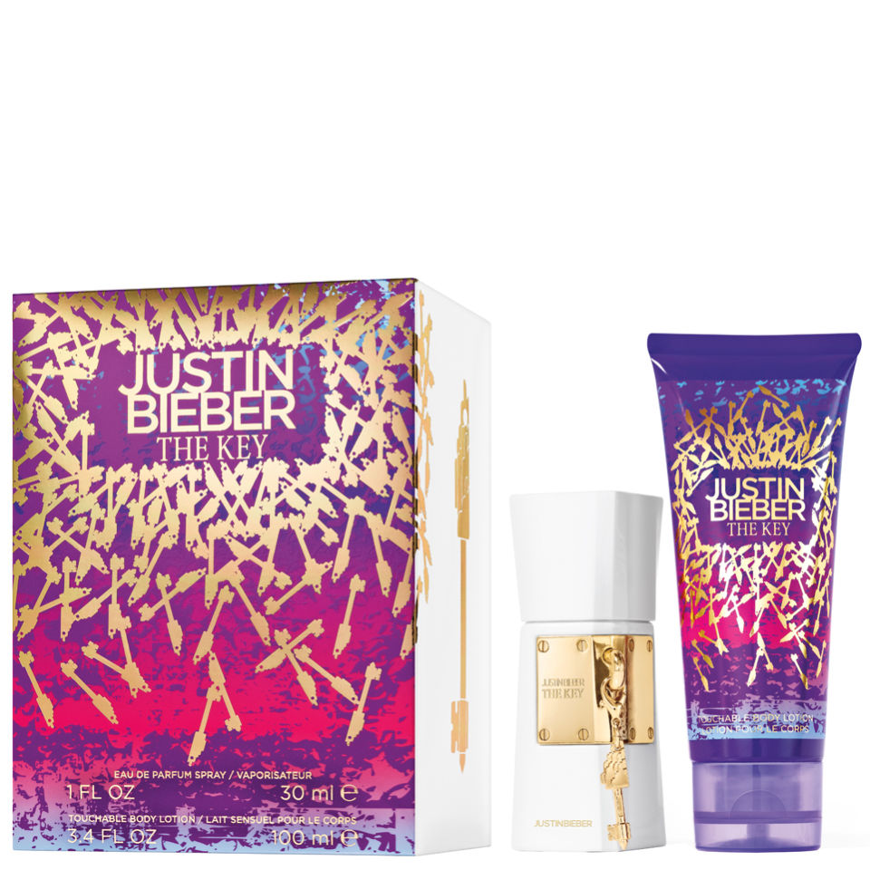 Justin Bieber: The Key 30ml EDP Set