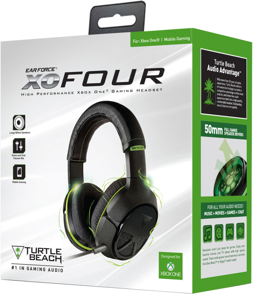 Xo Four Xbox One Headset Iwoot