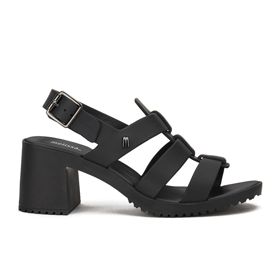 Melissa Women S Flox High Sandals Black Free Uk