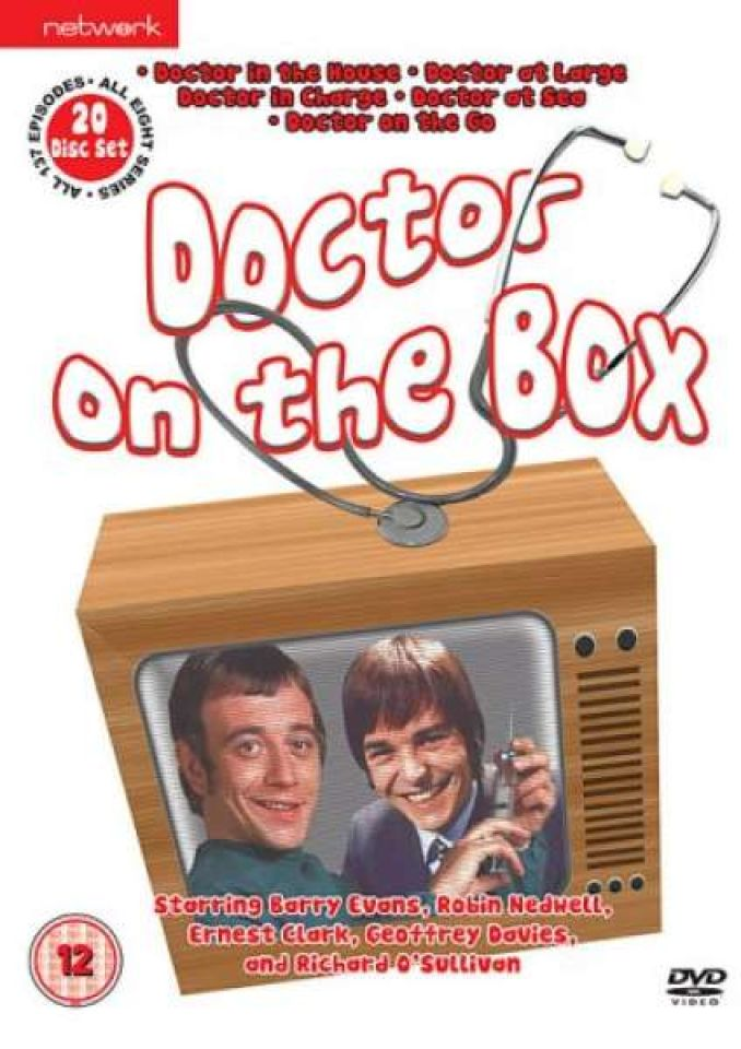 Doctor on the Box (Includes 20 Discs)