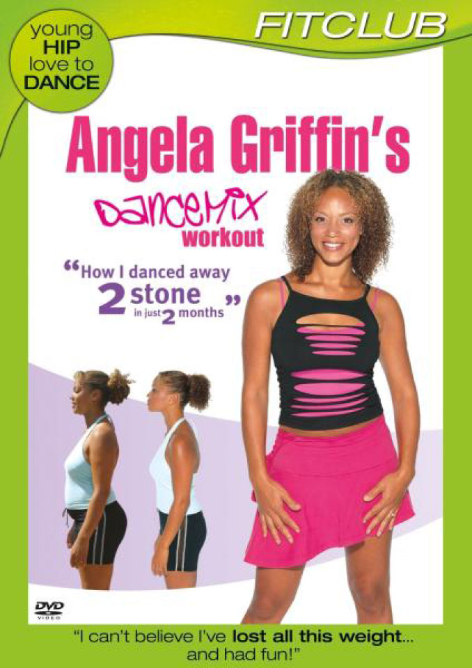 Angela Griffin: Dancemix Workout