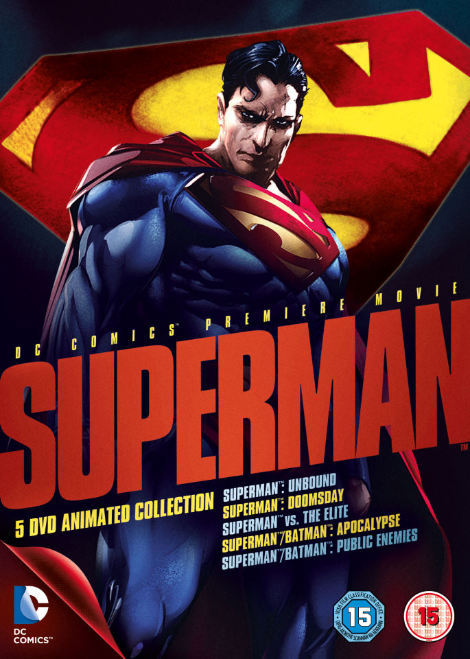 Superman Animated Collection