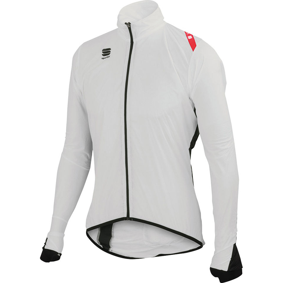 Sportful Hot Pack 5 Jacket - White/Black
