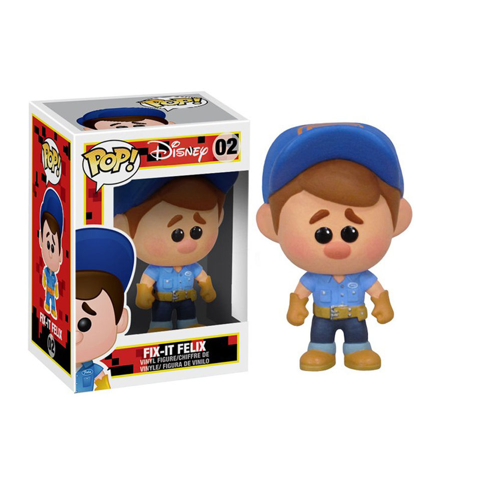 Wreck-It Ralph Fix-It Felix Jr. Disney Pop! Vinyl Figure