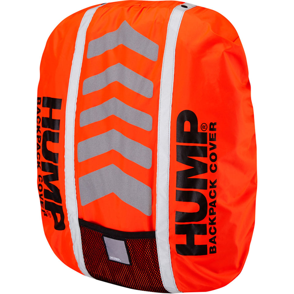 Hump Deluxe Waterproof Rucksack Cover - Shocking Orange | Travel bags