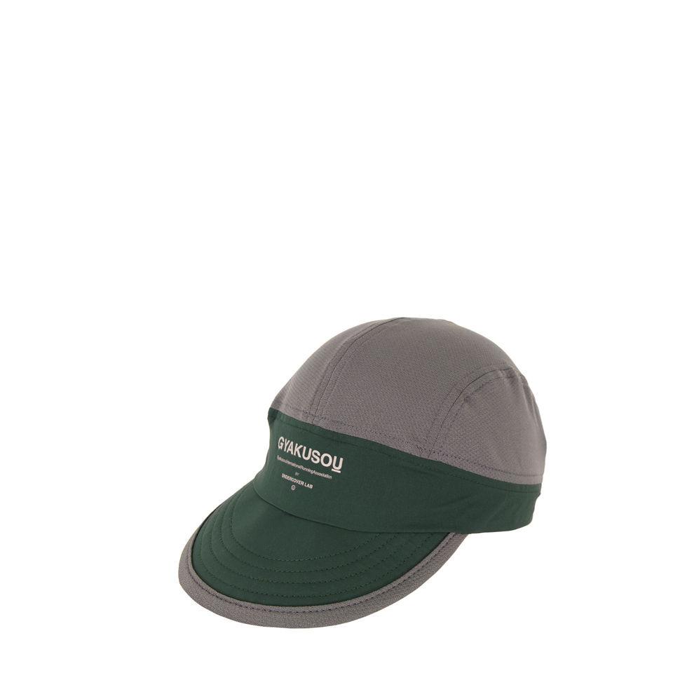 7192b29e903e1 ... Nike x Undercover GYAKUSOU Men s UC Dri-FIT Mesh Running Cap - Pro  Green