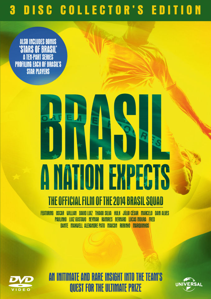 Brasil: A Nation Expects - Collectors