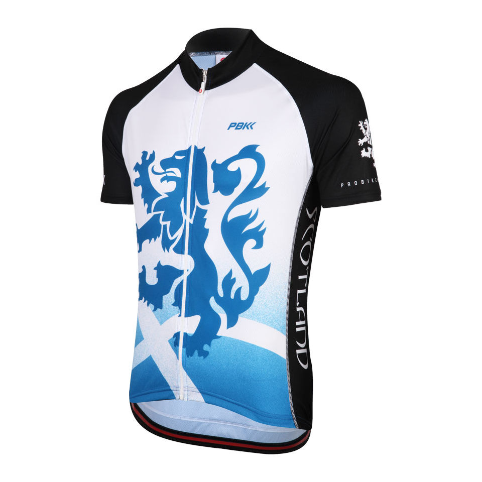 PBK Scotland Flag Cycling Jersey  cf5916304
