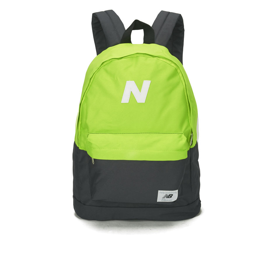 785005aed9 New Balance Mellow Backpack - Lime Green/Grey | ProBikeKit UK