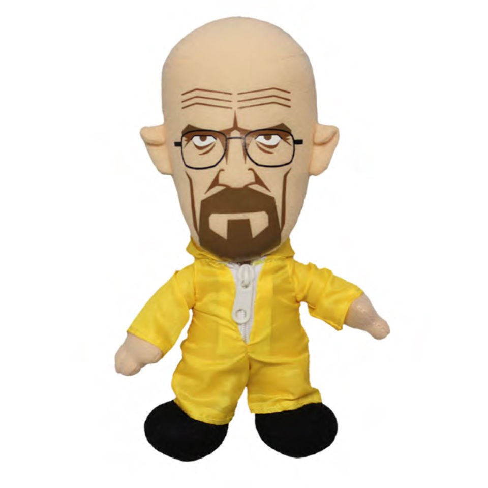 Breaking Bad Walter White Hazmat 8 Inch Plush Toy