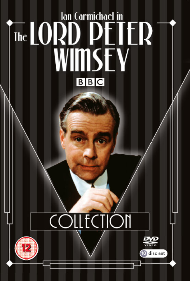 Lord Peter Wimsey The Complete Box Set Dvd Zavvi